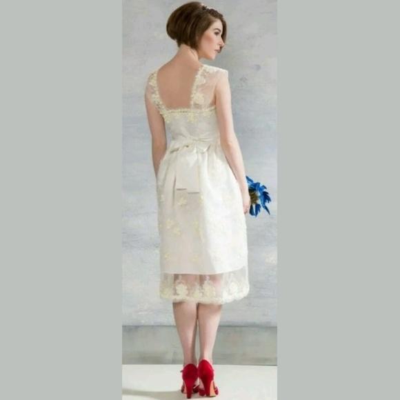 Heart of Haute Dresses & Skirts - Bettie Page Heart of Haute Ivory Wedding Dress